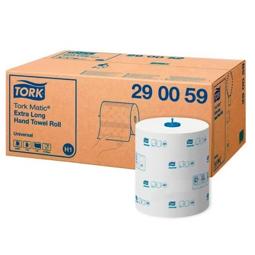 290059 Tork Universal Hand Towel Roll Soft Extra Long
