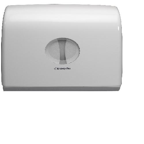 6947 Aquarius Toilettissue Dispenser- Mini Jumbo