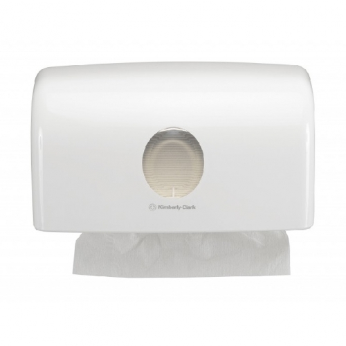 6956 Aquarius gevouwen handdoek dispenser Small
