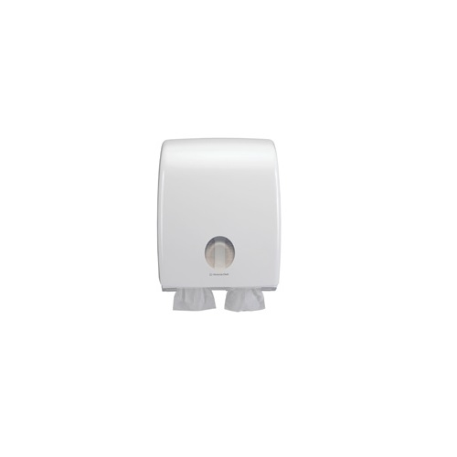 6990 Aquarius Toilettisue Dispenser Gevouwen