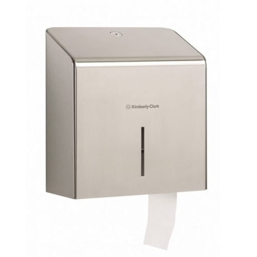 8974 Kimberly-Clark Professional RVS Toilettisue Dispenser-Mini Jumbo