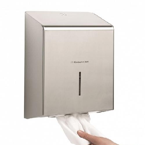 8971 Kimberly-Clark Professional RVS Handdoek Dispenser