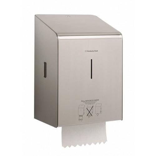 Kimberly-Clark Professional RVS Rolhanddoek Dispenser