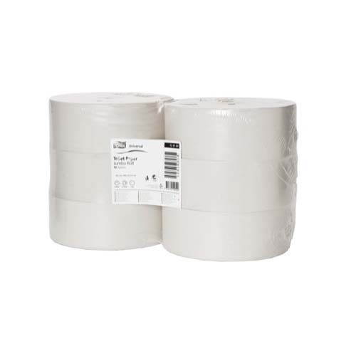 120160 Tork Universal Toilet Paper Jumbo Roll