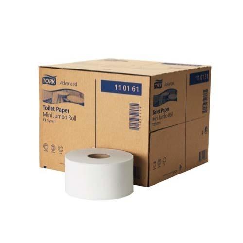 110163 Tork Advanced Toilet Paper Mini Jumbo Roll