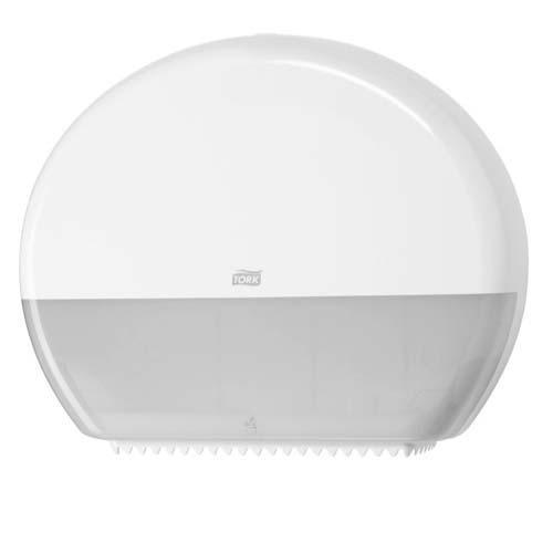 554000 Tork Jumbo Toiletpapier Dispenser Kunststof Wit