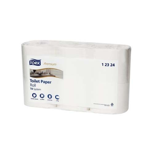 12324 Tork Soft Premium Toilet Paper Roll