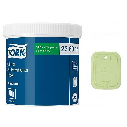 236014 Tork Universal Airfreshener Disc Floral
