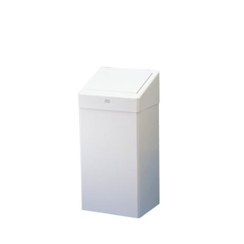 228000 Tork Bin 50 Ltr. Metal White