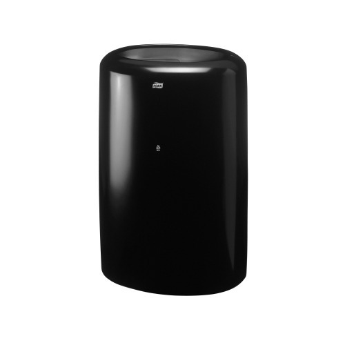 563008 Tork Afvalbak Kunststof Zwart 50 liter