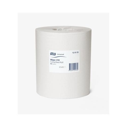 120155 Tork Universal Wiper 310 Centerfeed Roll