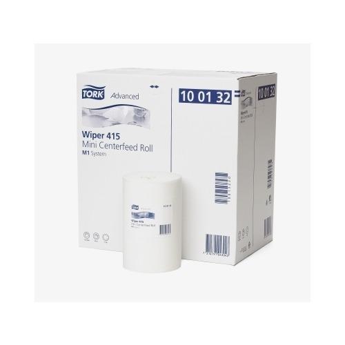 100130 Tork Advanced Wiper 415 Mini Centerfeed Roll