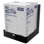 207210 Tork Dispenser Wiper Combi Roll Black