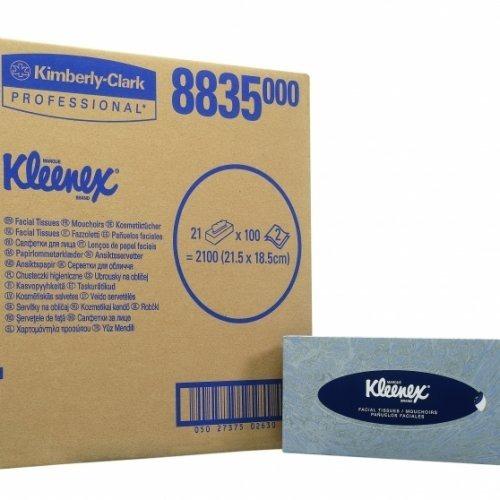 8835 KLEENEX Facial Tissue
