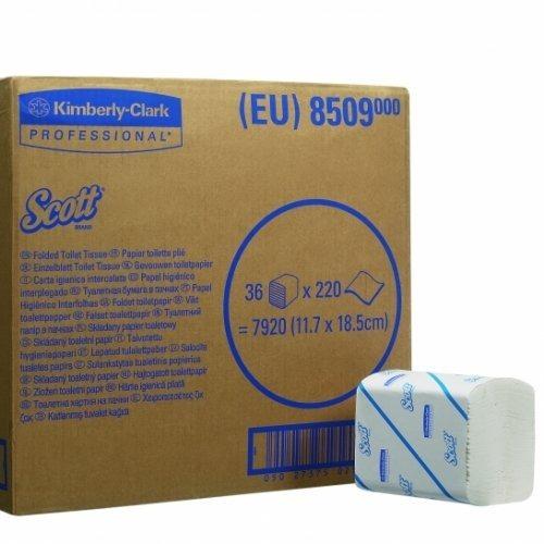 8509 SCOTT 36 Toilettissue