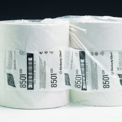8501 SCOTT 400 Toilettissue