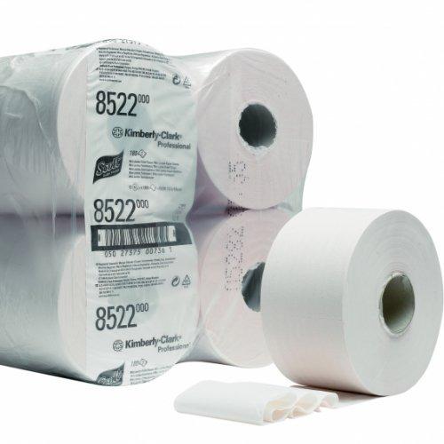 8522 SCOTT 180 Toilettissue