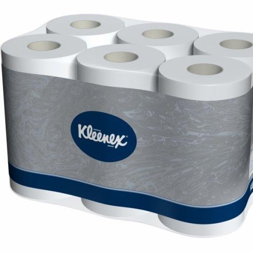 8446 KLEENEX 600 Toilettissue Rollen