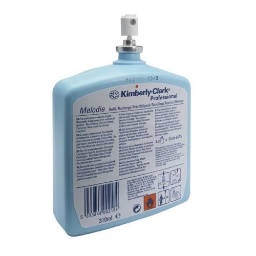 6135 Kimberly-clark Professional melodie Luchtverfrisser-navulling