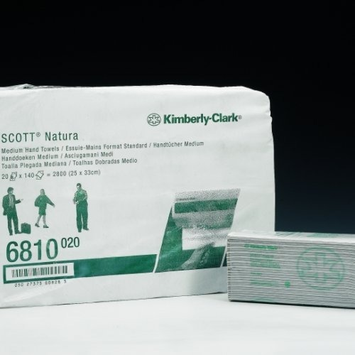 6810 SCOTT Natura Handdoeken