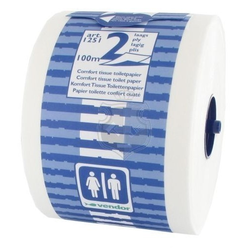1251 Tissue Toiletpapier Comfort