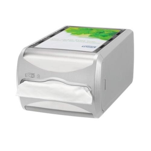 272513 Tork Xpressnap® Counter servetdispenser lichtgrijs (N4)