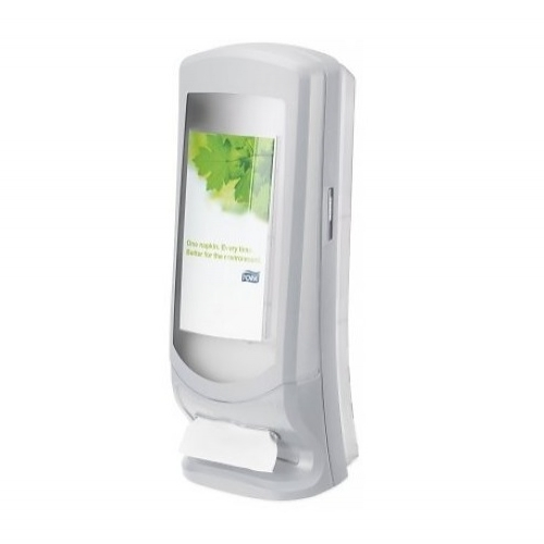 272213 Tork Xpressnap® Stand servetdispenser lichtgrijs (N4)