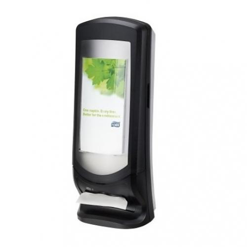 272211 Tork Xpressnap® Stand servetdispenser Zwart (N4)