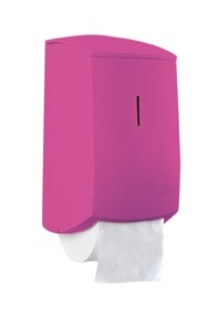 201000COL Toiletrolautomaat Vision Colours