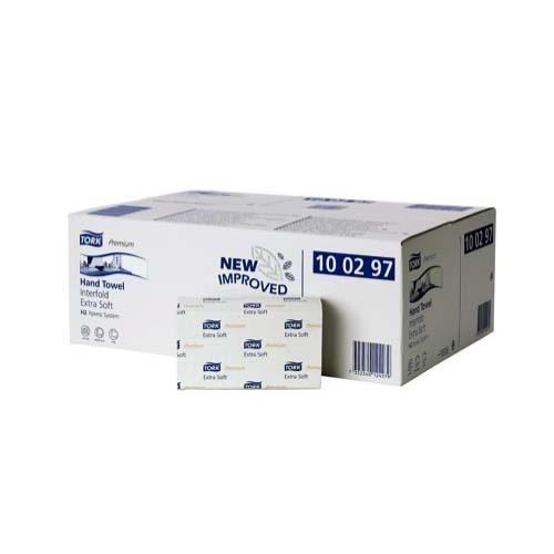 100297 Tork Xpress Premium Hand Towel Multifold Extra Soft