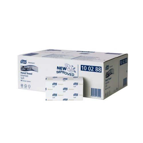 100288 Tork Xpress Premium Hand Towel Multifold Soft